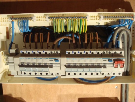 fuse board replacement in edinburgh