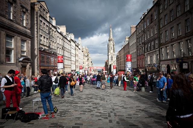 Edinburgh Festival Holiday Lets