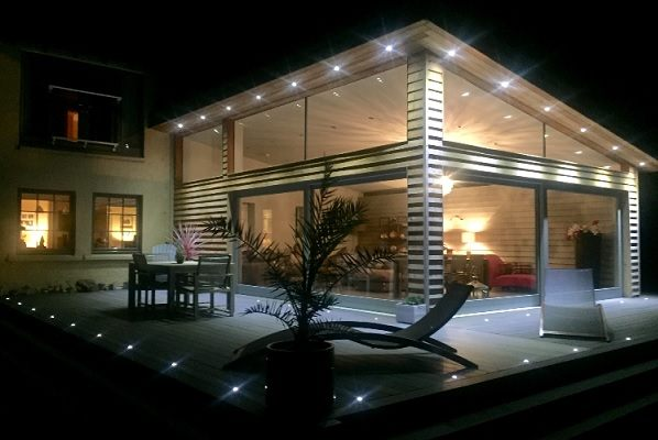 Exterior Lighting Design In Edinburgh